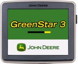 GreenStar™ 3 2630 Ekran