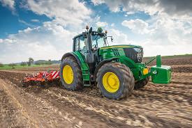 6M Traktör