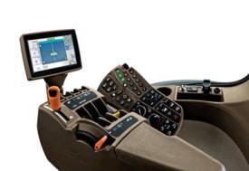 Control de implemento manual desde la válvula de control selectivo (SCV)