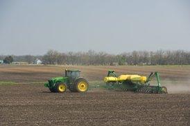 Control de unidades de siembra