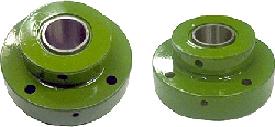 Baleros del rotor