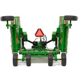 Modelo MX15 en modo de transporte*