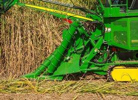 Los divisores de cultivos flotantes aseguran un contacto adecuado con el suelo