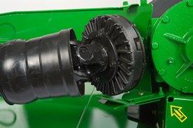 Embrague deslizante y de sobrecarrera de 540 rpm