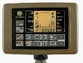 Unidad de control/monitor BaleTrak Pro