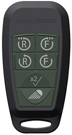 Control remoto Bluetooth de BalerAssist