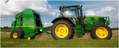 469 con tractor durante el uso