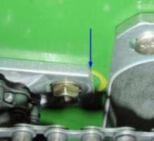 Extracción de material del soporte