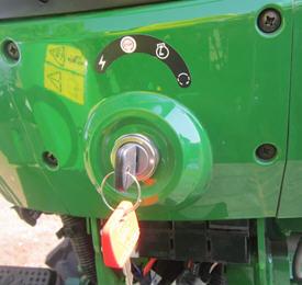 Corte eléctrico de combustible