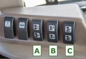 Se muestra el control confortable del apero en un 5GF