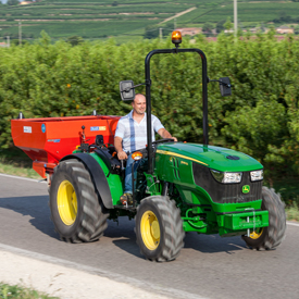 Tractor serie 5GL