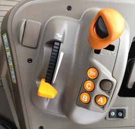 Modo AUTO y modo manual