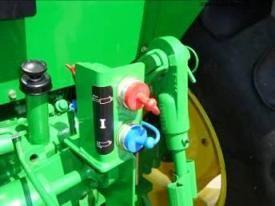 Revisión del aceite que facilita el mantenimiento