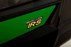 Suspensión trasera independiente (IRS) de conexiones múltiples