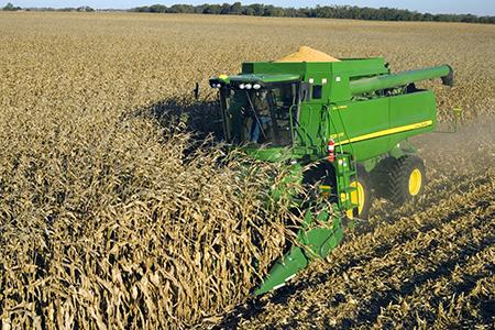 Actualice los equipos de cultivo en hileras una pieza a la vez con el sistema AutoPath™