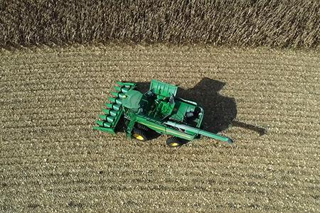 Abra nuevas tierras de cosecha de manera rápida y sencilla