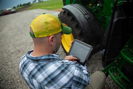 Planificar, supervisar y analizar el trabajo en el campo