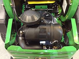 Purificador de aire del motor