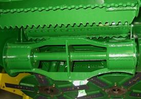 Discos del cortador de base de superficie dura y levantador abierto opcional