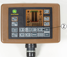 Monitor de sistema MegaWide™ High Capacity and Cutting (HC<sup>2</sup>)