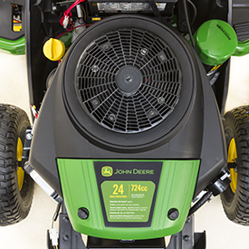 Motor ELS de 24 hp (17,9 kW)