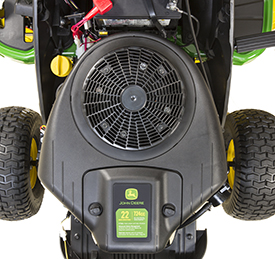 Motor de 22 hp (16,4 kW)
