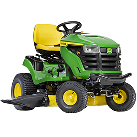 Tractor S140 podando