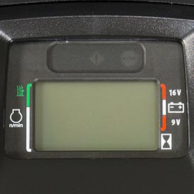 Panel indicador