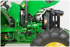 Motor PowerTech de 4,5 litros