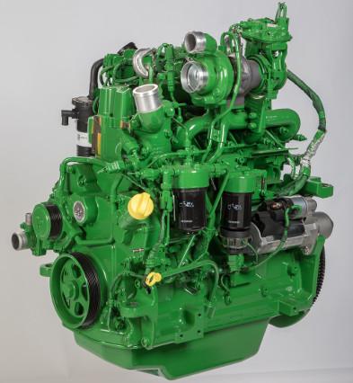 Motor EWL de 4,5l (274,6cu in)