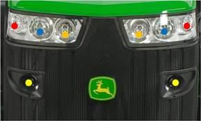Iluminación del 8R