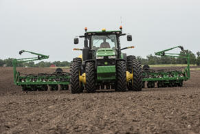 Plant accurate rows