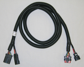 Center extension harness