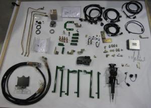AutoTrac tractor vehicle kit
