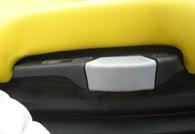 Air-ride adjustment lever