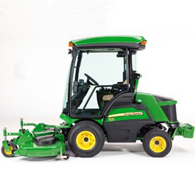 1550 Front Mower with 72-in. (183-cm) mower deck