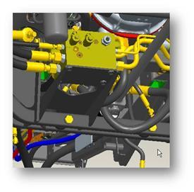 Mow valve