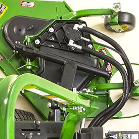 Hydraulic PTO drive