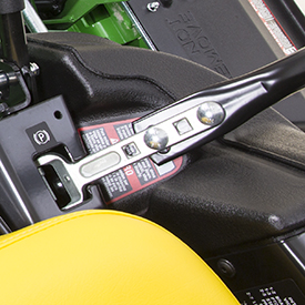 Adjustable levers