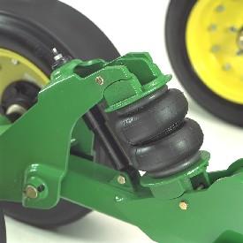 Exclusive ground-control suspension