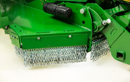 Optional double-row chains for R-spec models