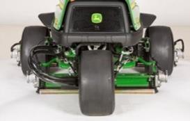 Three-wheel stance