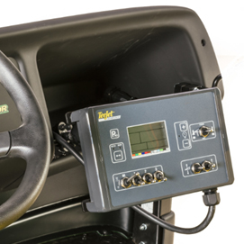 Gen2 TeeJet digital manual rate controller