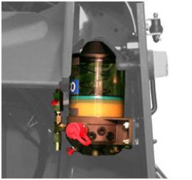1200-g (42.3-oz) grease capacity