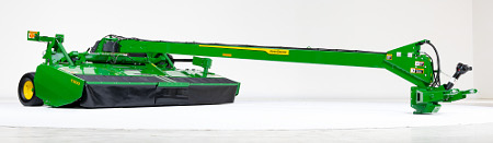 C500 Center-Pivot Mower-Conditioner