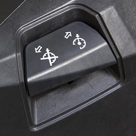 Cruise control lever