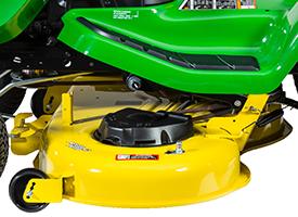 Accel Deep 42A Mower Deck