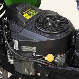 Smooth-running V-twin engine