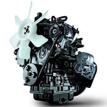 17.9 kW (24 hp) diesel engine
