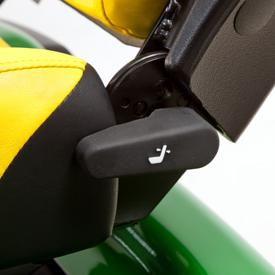 Tilt-back seat control